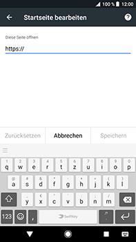 Sony Xperia XZ2 Premium - Internet - Manuelle Konfiguration - Schritt 28