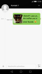 Huawei P8 - MMS - Erstellen und senden - 0 / 0