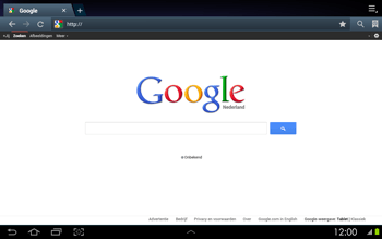 Samsung P5100 Galaxy Tab 2 10-1 - Internet - internetten - Stap 4