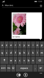 Nokia Lumia 830 - MMS - envoi d'images - Étape 12