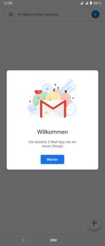 Sony Xperia 1 - E-Mail - Konto einrichten (gmail) - Schritt 14