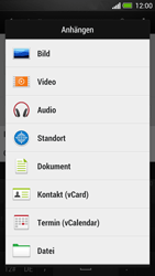 HTC One - E-Mail - E-Mail versenden - Schritt 11