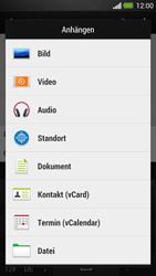 HTC One - E-Mail - E-Mail versenden - 1 / 1