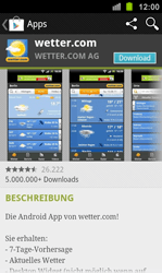 Samsung I8160 Galaxy Ace 2 - Apps - Herunterladen - Schritt 13