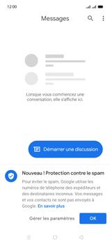 Oppo A15 - Contact, Appels, SMS/MMS - Envoyer un SMS - Étape 4