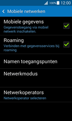 Samsung G357 Galaxy Ace 4 - Internet - Dataroaming uitschakelen - Stap 6