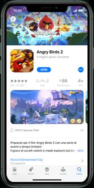 Apple iPhone SE - iOS 13 - Applicazioni - Installazione delle applicazioni - Fase 17