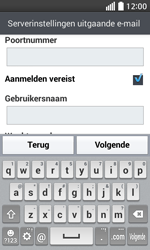 LG D320 L70 - e-mail - handmatig instellen - stap 14