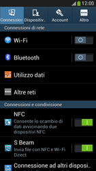 Samsung Galaxy S 4 Mini LTE - Internet e roaming dati - Disattivazione del roaming dati - Fase 4