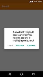 Crosscall Action X3 - E-mail - e-mail instellen: POP3 - Stap 6