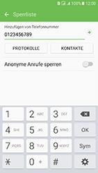 Samsung Galaxy J5 (2016) DualSim - Anrufe - Anrufe blockieren - 10 / 12