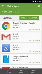 Huawei Ascend P6 - Apps - Nach App-Updates suchen - Schritt 5