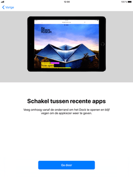 Apple iPad Mini 3 - iOS 11 - Toestel - Toestel activeren - Stap 41