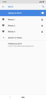 Nokia 6.2 - WiFi - Configuration du WiFi - Étape 7