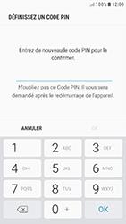 Samsung Galaxy J5 (2017) - Sécuriser votre mobile - Activer le code de verrouillage - Étape 9