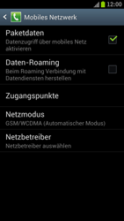 Samsung Galaxy S3 - Internet - Apn-Einstellungen - 7 / 24