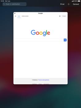 Apple iPad Air 2 - iOS 12 - Internet - internetten - Stap 11