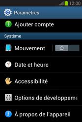 Samsung Galaxy Fame Lite - Logiciels - Installation de mises à jour - Étape 5