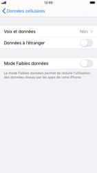 Apple iPhone 8 - iOS 13 - Réseau - Comment activer une connexion au réseau 4G - Étape 5