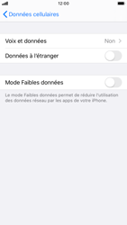 Apple iPhone 6s - iOS 13 - Réseau - activer 4G - Étape 5