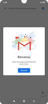 Xiaomi RedMi Note 7 - E-mail - 032c. Email wizard - Outlook - Étape 13