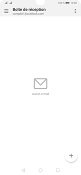 Huawei P30 - E-mail - 032c. Email wizard - Outlook - Étape 4