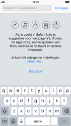 Apple iPhone 6s - iOS 11 - Internet - Hoe te internetten - Stap 4