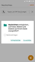 Samsung Galaxy J5 (2016) - MMS - Erstellen und senden - 0 / 0
