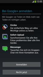 Samsung Galaxy S 4 Mini LTE - Apps - Einrichten des App Stores - Schritt 16