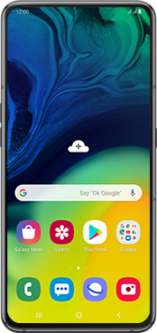 Samsung Galaxy A80 - Mobile phone - How to perform a soft reset - Step 2