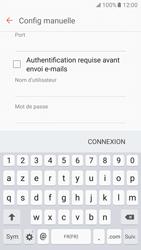 Samsung Galaxy S7 - E-mail - configuration manuelle - Étape 14
