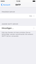 Apple iPhone SE - E-Mail - Konto einrichten - 20 / 32