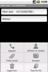 Samsung I7500 Galaxy - MMS - Envoi d