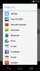 Acer Liquid Jade S - Internet - Hoe te internetten - Stap 18