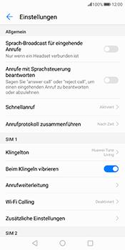 Huawei Mate 10 Pro - Anrufe - Rufumleitungen setzen und löschen - Schritt 5