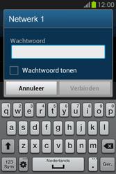 Samsung S6810P Galaxy Fame - wifi - handmatig instellen - stap 7