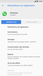 Nokia 8 - Applications - Comment désinstaller une application - Étape 7