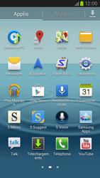Samsung Galaxy S III LTE - Internet et roaming de données - Configuration manuelle - Étape 3