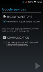 Huawei Y3 - E-mail - Manual configuration (gmail) - Step 12