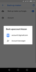 Huawei Y5 (2018) - Data - maak een back-up met je account - Stap 7