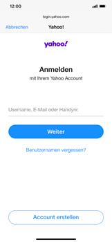 Apple iPhone 11 - iOS 14 - E-Mail - 032b. Email wizard - Yahoo - Schritt 6