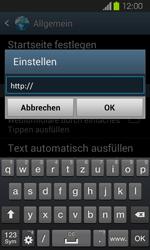 Samsung Galaxy Express - Internet und Datenroaming - Manuelle Konfiguration - Schritt 23