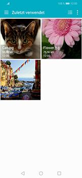 Huawei Honor Play - MMS - Erstellen und senden - Schritt 14