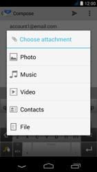 Acer Liquid Jade S - E-mail - Sending emails - Step 11