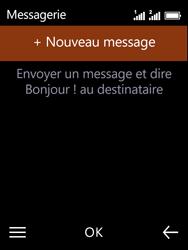 Nokia 3310 - Contact, Appels, SMS/MMS - Envoyer un MMS - Étape 4