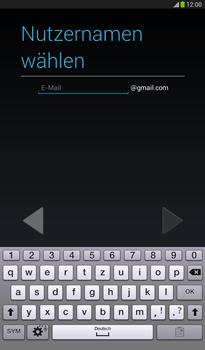 Samsung T211 Galaxy Tab 3 7-0 - Apps - Konto anlegen und einrichten - Schritt 7
