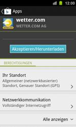 Samsung I8160 Galaxy Ace 2 - Apps - Herunterladen - Schritt 14