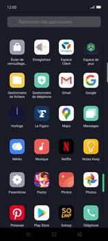 Oppo Find X2 Lite - Photos, vidéos, musique - Envoyer une photo via Bluetooth - Étape 3