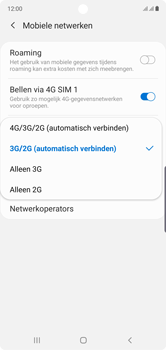 Samsung Galaxy Note 10 - internet - activeer 4G Internet - stap 7