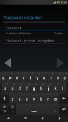 HTC One Max - Apps - Konto anlegen und einrichten - 10 / 22